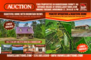 2 Properties in Habersham County