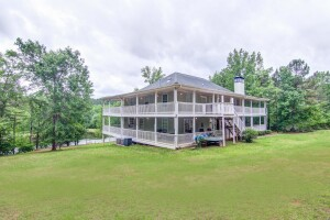 60 Acres & Beautiful Home -:- Hancock County, GA