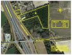 Commercial Building with Office, Warehouse & Home, 126 & 130 South Access Road, Chula, GA
