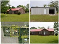 3 Bedroom, 2 Bath Home On 2± Acres ~ 781 Mobley Road Doerun, GA 31744