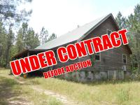 UNDER CONTRACT: Home on 20 ± Acres ~ 510 Zion Hope Church Road Cordele, GA 31015