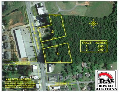 TRACT 2: 2.8 ± Acre Commercial Development Tract ~ 20th Avenue (Hwy 29) Valley, AL 36872