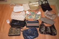Various Purses and Bags