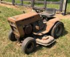 Sears Lawn Mower GT/11 with 11 HP Briggs Engine