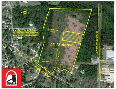 Lender Ordered | 23.12± Acre Commercial Tract | Pine Knot Rd, Ashburn, GA
