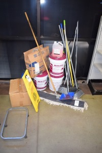 BOOMS,SPILL KIT,15 GAL BRITE EYES FLOOR FINISN