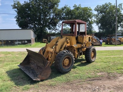 CAT 920, SERIAL: 62K2480, **UNKOWN HOURS**