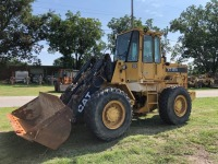 CAT 920, SERIAL: 62K2480, **UNKOWN HOURS** - 5