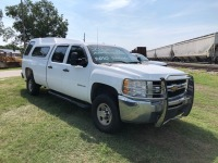 2010 CHEVROLET SILVERADO CREW CAB 2500, 6.0L GAS ENGINE, 246,800 MILES 6.0 L, VIN: IGC4CVBG8AF138089 ***MINOR TRANSMISSION ISSUE*** - 2