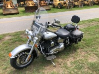 2003 HERTIAGE SOFTTAIL CLASSIC, 4,888 MILES, VIN 1HD1DWB453Y077601