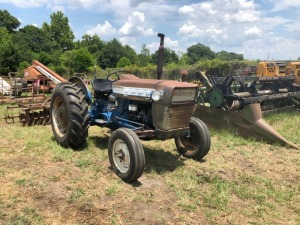 FORD 3000 TRACTOR,  4,273.5 HRS.