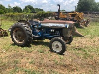 FORD 3000 TRACTOR,  4,273.5 HRS. - 2