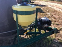 1000 Gallon Nurse Tank with 14 Gallon Injector, Honda 160 Pump & 2,700 PSI Pressure Washer - 4