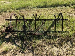 2 Row Cultivator Frame & Sweeps