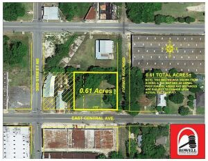COMMERCIAL LOTS | DOWNTOWN MOULTRIE, East Central Avenue Moultrie, GA 31768