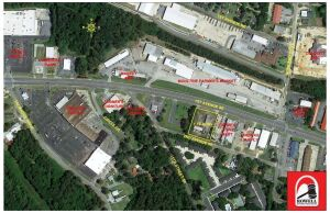 ABSOLUTE AUCTION | PRIME COMMERCIAL TRACT | HIGH TRAFFIC AREA, 1518 1st Avenue SE Moultrie, GA 31768