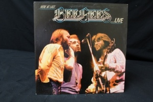 11 LP's Featuring Artist: Bees Gees