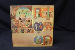 11 Vintage LP's Featuring Artist: King Crimson, Rossington Collins Band, Joe Cocker, Gene Clark, J.J. Cale, Camel, Paul Carrack, George Carlin, Crusaders, Checkmates, LTD., Richard Clayderman
