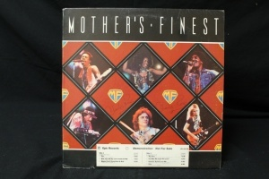 10 Vintage LP's Featuring Artist: Mother's Finest, The Johnny Maestro Story, The Marshall Tucker Band, Mancini, Barry Manilow, Manfred Mann's Earth Band, Manfred Mann