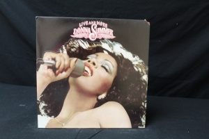 11 Vintage LP's Featuring Artist: Donna Summer, Supertramp, Starship, Jefferson Starship, Starcastle, Steven Miller Band, Steppenwolf