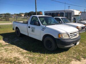 1999 Ford F-150 Truck. Serial: 1FTZ1720XNA65205