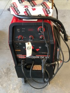 Lincoln Electric Precision Tig 185 Includes Helmet & Flex Head Cable