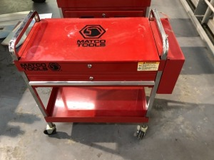 Matco Tools Shop Cart