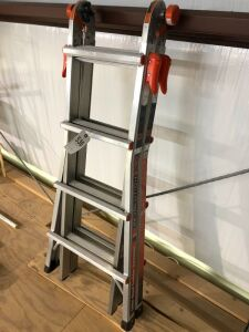 Revolution XE Little Giant 17 Ft Ladder