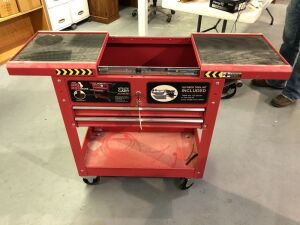 Rolling Tool Drawer Utility Cart