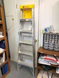 Davidson 6 Ft Ladder
