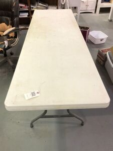8 Ft Lifetime Table