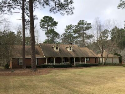 4 Bedroom, 3 Bath Home on 7± Acres | 253 Pine Meadows S/D Rd. Moultrie, GA