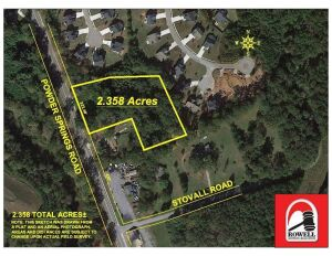 2.35± ACRE COMMERCIAL LOT | READY FOR DEVELOPMENT | POWDER SPRINGS ROAD, COBB COUNTY, GA