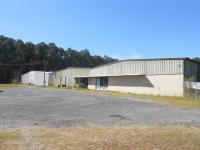 2 Warehouses on 4± Acres - 905 North Main Street Pearson, GA