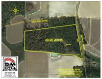 40± Acre County Getaway, 2115 Branch Road, Pavo, Brooks County, GA