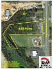 4.82 ± Acre Commercial Tract Prime US Highway 441 Frontage -:- Douglas, GA