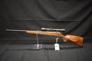 Carl Walther, 22 LR, Weaver Scope, Serial: 41140