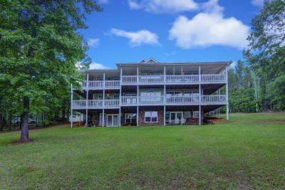 60± Acres & Beautiful Home, 385 Majar Lane Sparta, GA
