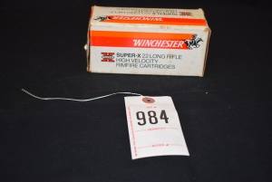 (500) Mixed Brands of .22 LR