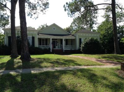 Historical 4 Bedroom / 3 Bath Home -:- 38 South Jackson Street Hawkinsville, GA