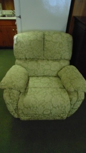 Recliner And Wingback Chair
