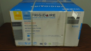 Frigidaire Room Air Conditioner And Heater (New In Box) 8000 Btu Unit