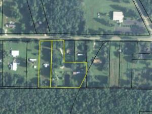 3± Acre Residential Tract; 10962 Dry Lake Road Quitman, GA
