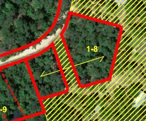2 Lots on Riverside Acres Dr., Lots 54 & 55, Trasure Lake Subdivision