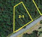 0.59 Acre Wooded Home Site on GA HWY 253