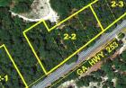 1.34± Acre Wooded Home Site on GA HWY 253 & Butlers Ferry Road