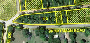 8 Lake View Lots with Frontage on Sportsman Road & Paradise Dr., Lots 39, 40, 41, 42, 43, 44, 45 & 47 John L. Drake Subdivision No.1 (Revised)