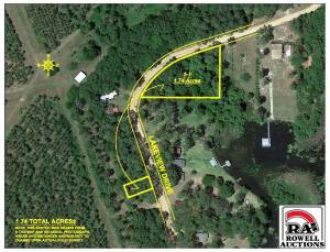 2 Lots with Frontage on Lakeview Dr., Lots 63 & (1/2) 62, John L Drake Subdivision No. III