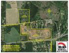 Tract 2: 15+/- Acre Recreational Tract & Home Site with Frontage on Bethany Church Road