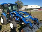 New Holland Boomer 3050 with 2050 TL Loader, MFWD, Hrs: 850, Serial: ZCMB11120